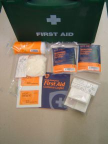 Workplace Travel Emergency First aid Kit